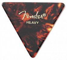 FENDER 355 Shape Picks Shell Heavy 12 Count