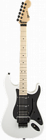 Charvel® USA Select So-Cal HSS FR, Maple Fingerboard, Snow Blind Satin