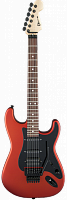 Charvel® USA Select So-Cal HSS FR, Rosewood Fingerboard, Torred