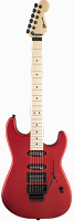 Charvel® USA Select San Dimas® Style 1 HSS FR, Maple Fingerboard, Torred