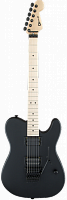 Charvel® USA Select San Dimas® Style 2 HH FR, Maple Fingerboard, Pitch Black